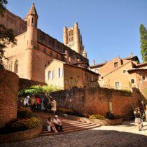 musée toulouse Lautrec et palais de la Berbie Albi patrimoine de l'Unesco gite de groupe