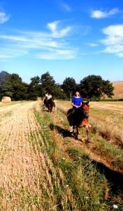 séjour équitation ado et enfants
