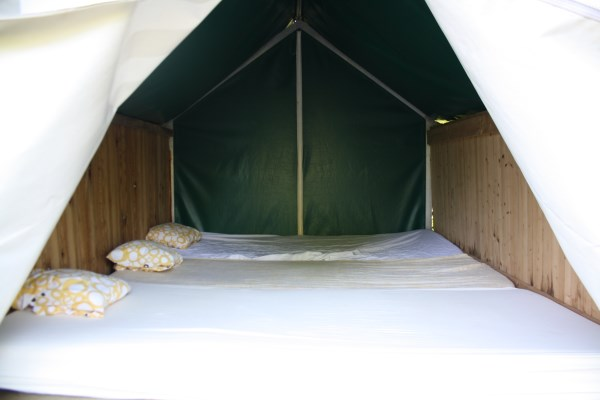 tentes camping au fer à cheval tarn