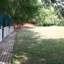 tentes canadiennes camping ferme