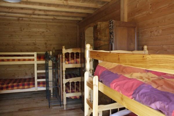 chambre pour enfants écorénovées centre de vacances