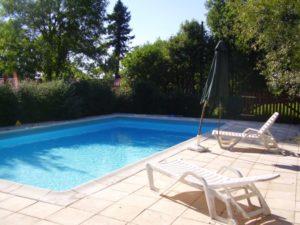centre de vacances avec piscine