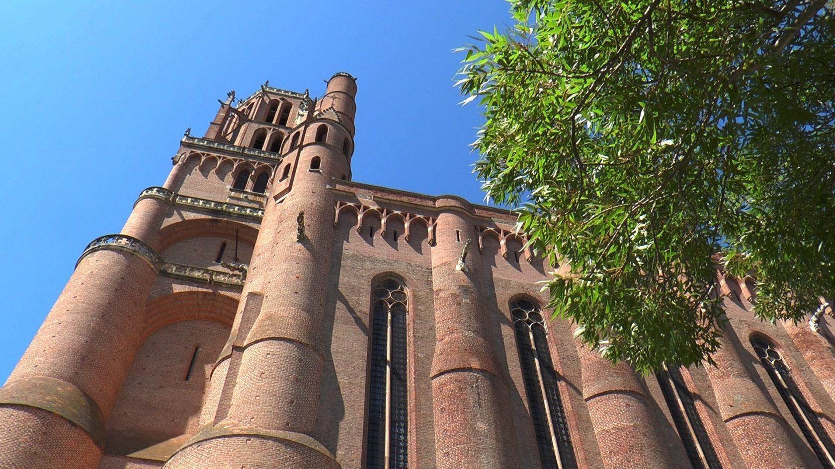 cathédrale albi gite de groupe tarn