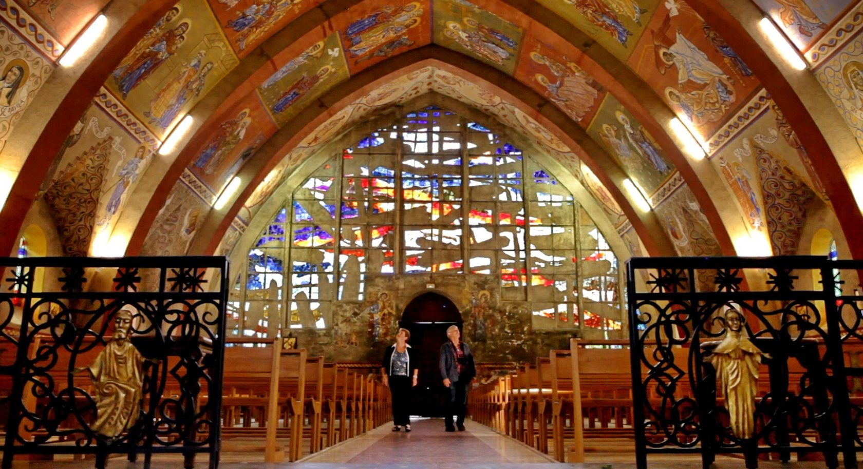église d'Alban patrimoine gite de groupe culturel Albi Tarn