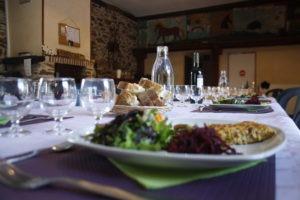 séminaire, repas de groupe, restauration collective bio locale