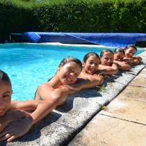 séjour de vacnaces piscine adolescents ados et pré-ados
